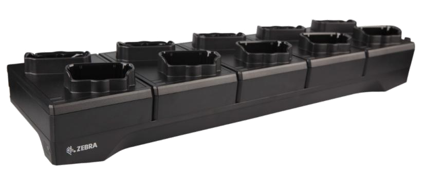 Zebra CRD-NGRS-10SCH-01 cargador de dispositivo móvil Interior Negro
