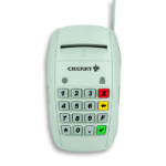 Cherry ST-2000U Indoor USB 2.0 White smart card reader