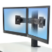 Ergotron 97-904/ WORKFIT DUAL MONITOR KIT