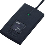 RF IDeas Air ID Writer USB 2.0 Black smart card reader