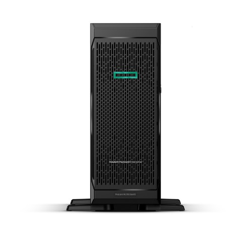 Hewlett Packard Enterprise ProLiant ML350 Gen10 server Intel Xeon Silver 2.4 GHz 16 GB DDR4-SDRAM 48 TB Tower (4U) 800 W