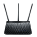 ASUS DSL-AC51 router inalámbrico Doble banda (2,4 GHz / 5 GHz) Gigabit Ethernet Negro