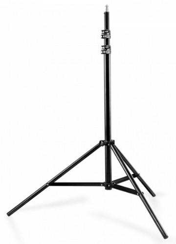 Walimex WT-806 tripod Lighting system 3 leg(s) Black