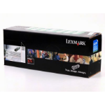 Lexmark 24B5587 Toner cyan, 3K pages