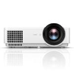 Benq LW820ST videoproyector 3600 lúmenes ANSI DLP WXGA (1280x800) Proyector para escritorio Blanco