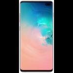 """Samsung Galaxy S10+ SM-G975F 16.3 cm (6.4"""") Hybrid Dual SIM 4G USB Type-C 8 GB 128 GB 4100 mAh White Refurbished"""