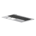 HP M07491-061 notebook spare part Housing base + keyboard