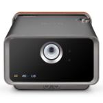 Viewsonic X10-4KE data projector Standard throw projector 2400 ANSI lumens DLP 2160p (3840x2160) Black