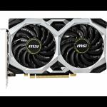 MSI V375-036R graphics card NVIDIA GeForce GTX 1660 Ti 6 GB GDDR6