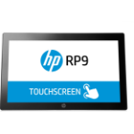 """HP RP9 G1 9115 All-in-One 3.5 GHz i5-7600K 39.6 cm (15.6"""") 1366 x 768 pixels Touchscreen Silver"""