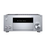 ONKYO TX-RZ830 9.2channels Surround 3D Silver