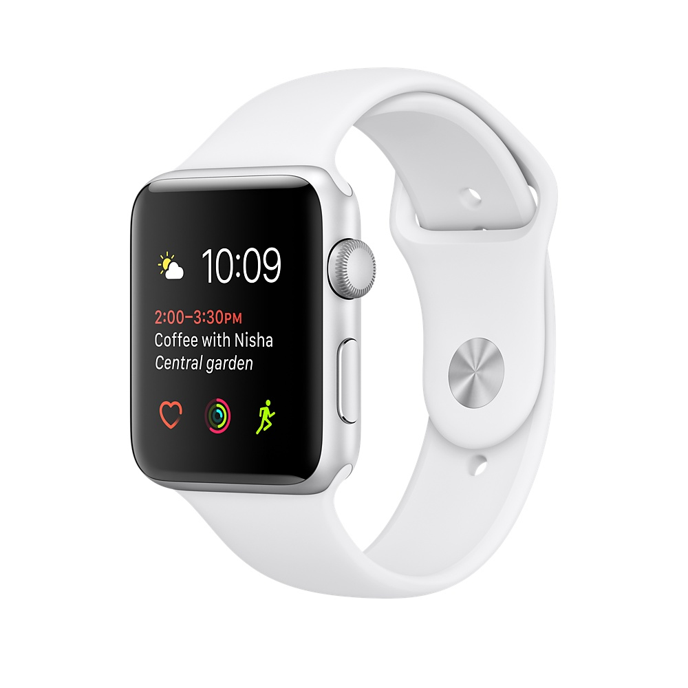 Apple Watch Series 1 OLED 25g Silver