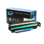 Click, Save & Print Remanufactured HP CE401A Cyan Toner Cartridge