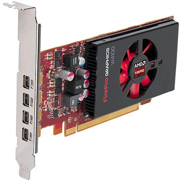 AMD 100-505979 FirePro W4100 2GB GDDR5 graphics card