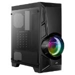 Aerocool AeroEngine RGB Midi-Tower Black