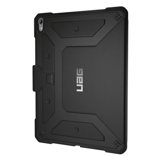 "Urban Armor Gear 121396114040 tablet case 32.8 cm (12.9"") Folio Black"
