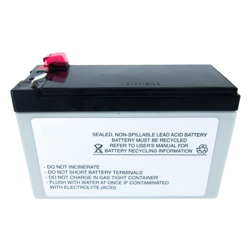Origin Storage Replacement UPS Battery Cartridge (RBC) for APC Back-UPS, Back-UPS Pro, PowerShield