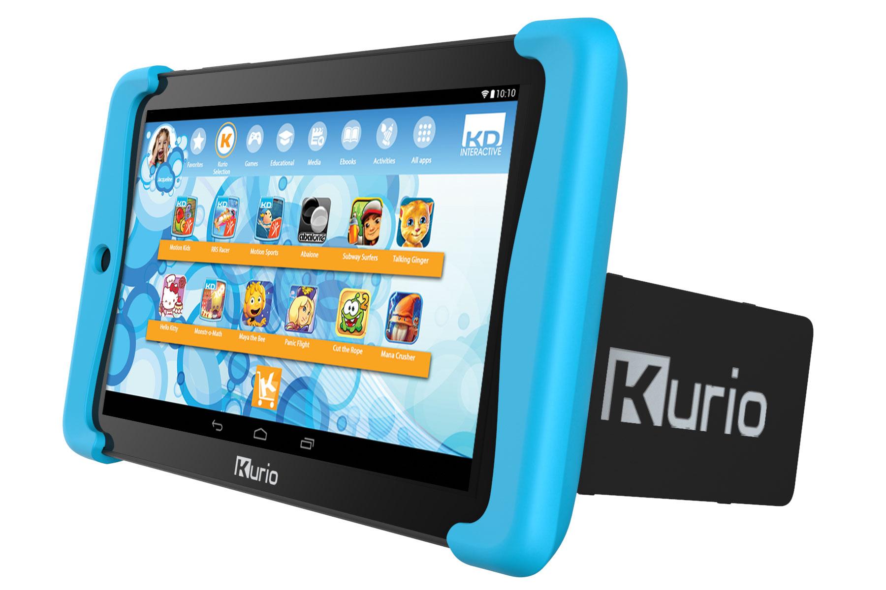 "KURIO Tab 2 7"" Tablet 8GB Android 5.0"