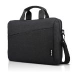 """Lenovo Casual Toploader T210 notebook case 39.6 cm (15.6"""") Toploader bag Black"""