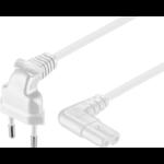 Microconnect W125574035 White 1 m