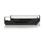 Epson C13S015613 Nylon black, 2500K characters, Pack qty 2