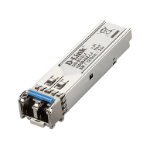 D-Link DIS-S310LX network transceiver module Fiber optic 1000 Mbit/s mini-GBIC