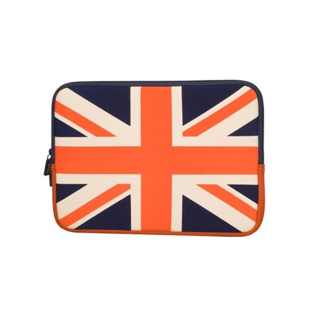 "Urban Factory Laptop Sleeve Neoprene 12.5"" UK Flag"