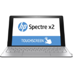 "HP Spectre x2 12-a026tu Silver Hybrid (2-in-1) 30.5 cm (12"") 1920 x 1080 pixels Touchscreen Intel® Core™ M 8 GB LPDDR3-SDRAM 256 GB SSD Wi-Fi 5 (802.11ac) Windows 10 Pro"