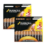 Duracell MN1500-X40 household battery Single-use battery AA Alkaline 1.5 V