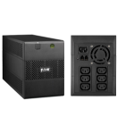 Eaton 5E2000IUSB Line-Interactive 2000VA 6AC outlet(s) Tower Black uninterruptible power supply (UPS)