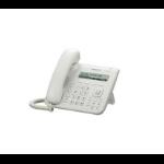 Panasonic KX UT123NE Analog telephone White