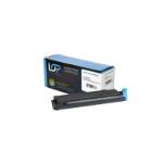 Click, Save & Print Remanufactured Oki 43502002 Black Toner Cartridge