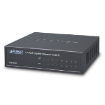 Planet GSD-1603 network switch Unmanaged L2+ Gigabit Ethernet (10/100/1000)