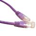 Microconnect UTP Cat6, 5m 5m Cat6 U/UTP (UTP) Purple