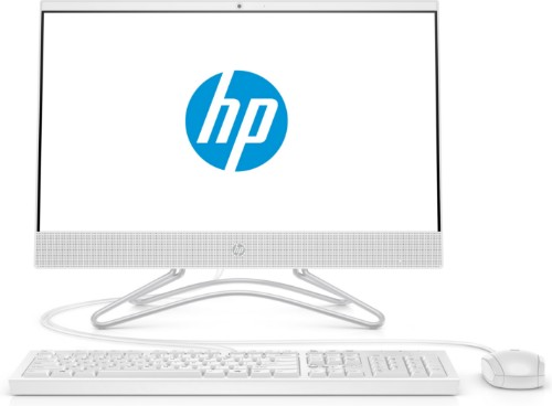 """HP 22 -c0023na 54.6 cm (21.5"""") 1920 x 1080 pixels 2.2 GHz 8th gen Intel® Core™ i3 i3-8130U White All-in-One PC"""