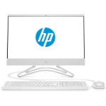 "HP 22 -c0023na 54.6 cm (21.5"") 1920 x 1080 pixels 2.2 GHz 8th gen Intel® Core™ i3 i3-8130U White All-in-One PC"