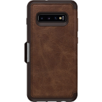OtterBox Strada Folio mobile phone case 16,3 cm (6.4 Zoll) Geldbörsenhülle Braun