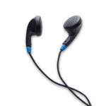 Verbatim 99711 headphones/headset In-ear Black,Blue