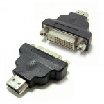 Link Depot HDMI-DVI-AD-MF video cable adapter Black