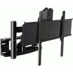 "Peerless PLA50-UNLP flat panel wall mount 65"" Black"