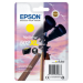 Epson C13T02W44010 (502XL) Ink cartridge yellow, 470 pages, 6ml