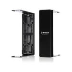 Noctua NA-HC4 Chromax.Black Heatsink Cover For NH-D15 Series