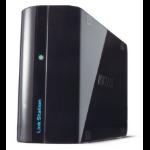 Buffalo 2TB LinkStation Mini NAS Ethernet LAN Black