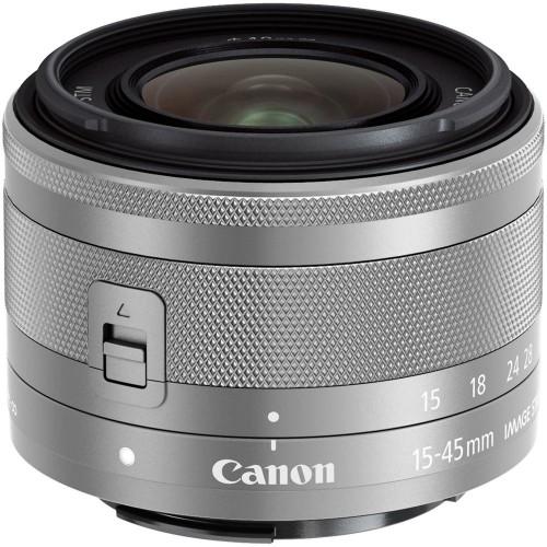 Canon EF-M 15-45mm f/3.5-6.3 IS STM MILC Wide zoom lens