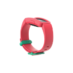 Fitbit FB170ABPK activity tracker band Red,Teal