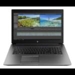 "HP ZBook 17 G6 Silver Mobile workstation 43.9 cm (17.3"") 3840 x 2160 pixels Intel Xeon E 32 GB DDR4-SDRAM 512 GB SSD Windows 10 Pro"