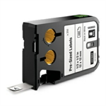 DYMO 1868669 DirectLabel-etikettes, 9mm x 25mm