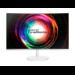 """Samsung C32H711 32"""" Wide Quad HD VA White computer monitor"""