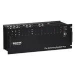 Black Box SM960A network equipment chassis 4U