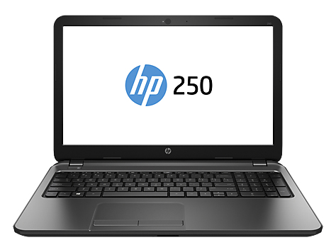 HP 250 G3 J0Y28EA Pent QC N3530 4GB 500GB DVDRW 15.6IN BT Win 8.1